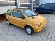 Renault Twingo Faltdach Indisch-Gelb TÜV