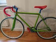 Fixie Single speed City Rad