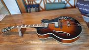 IBANEZ AFJ85-VSB-12-01 Hollowbody Elektrogitarre Jazz