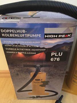 Bild 4 - Doppelhub-Pumpe Kolbenpumpe High Peak - Starnberg
