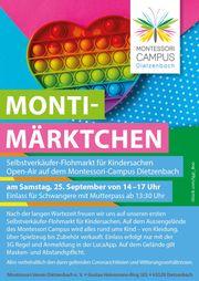 Montimarkt - Flohmarkt für Kindersachen
