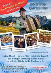 AKKORDEON-Musik aus den Bergen für