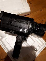Filmkamera 8 mm