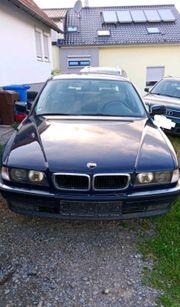 Verkaufe Tausche BMW 730i