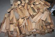 Brennholz Buche gespalten