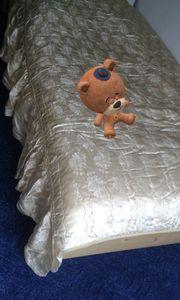 Bettüberwurf Tagesdecke für Doppelbett