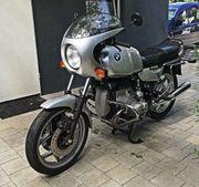 Kult Motorrad BMW R80 RT