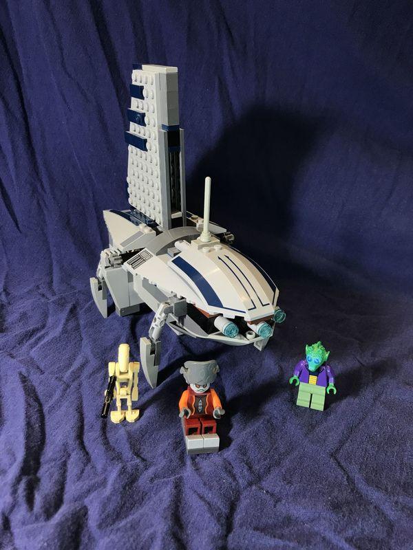 LEGO Star Wars 8036 - Separatists
