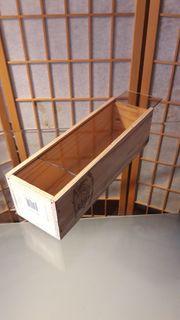 Holzbox mit Schiebedeckel Weinkiste kostenloser