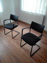 Wartezimmerstühle Bürostühle Besprechungsraumstühle pro Stück