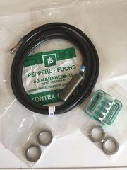Pepperl Fuchs Näherungsschalter NJ5-18GM50-A2 -NEU
