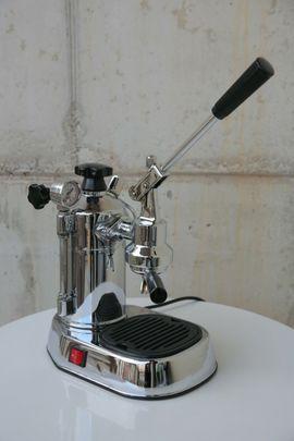 La Pavoni Professional 1,6/1,8 l Liter Espressomaschine Chrom