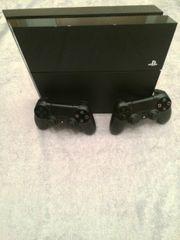 Playstation 4 schwarz 1TB 2