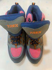 Nagelneue TREX Trekking- Wanderschuhe Gr