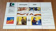 Jahresgabe 2009 Bund Deutscher Philatelisten