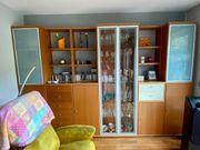 Hülsta Schrankwand aus kirschholz 6-teilig