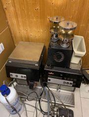 Kaffeevollautomaten Schaerer Matic