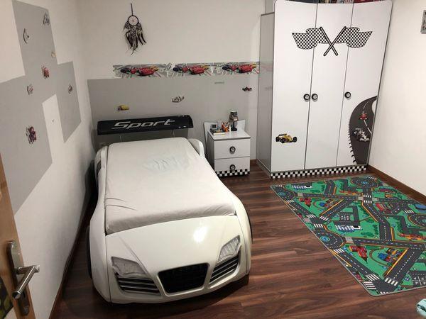 Günstiger Kinderzimmer im Auto Design