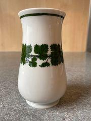 Meißner Porzellan kleine Vase Dekor