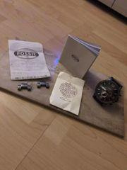 Fossil Armbanduhr Herren