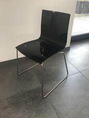 Stuhl Cavona von Boconcept schwarz