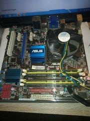 ASUS P5Q-VM Mainboard Sockel 775