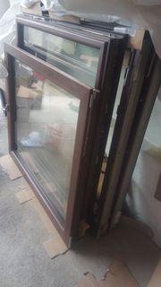2 Kunststofffenster ca 1 2