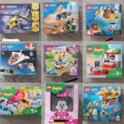 37 Lego-Sets Neu OVP Friends