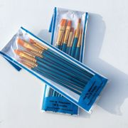 20x Pinsel Künstlerpinsel Pinselset Für