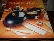 Chinesisches WOK-Set