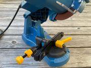 WorkZone Sägeketten-Schleifgerät