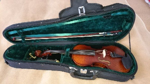 3 4 Violine-Geige Set Karl