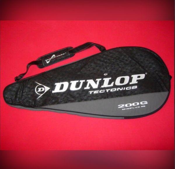 NEU - DUNLOP-Tennistasche Schlägerhülle