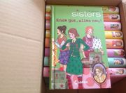 Schöne Weihnachtsgeschenkidee-Bücherreihe Sisters