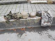 Diverses Militär Equipment