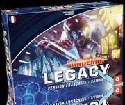Spiel Pandemic Legacy Season 1