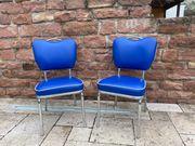 50er-Jahre American Diner-Stühle