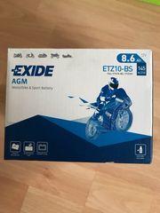 Exide AGM 12V 8 6