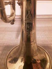 Selmer Trompete mit Koffer