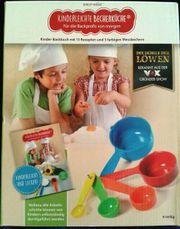 Kinder Koch- und Backbuch