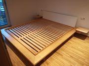 Doppelbett Tischlerarbeit