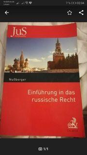 Einführung in das russische Recht
