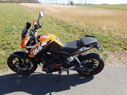 Verkaufe KTM Duke 125