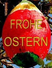 Frohe Ostern 5 neue POSTKARTEN