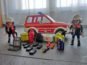 Playmobil 4822 Feuerwerhr Komandoauto Einsatzleitfahrzeug