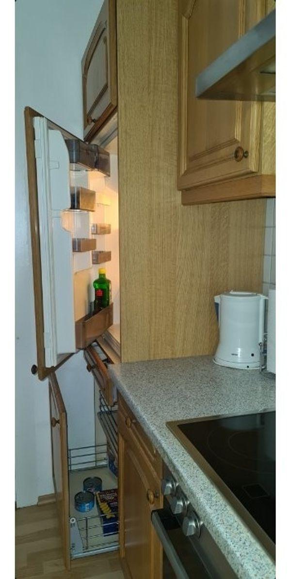 Küchenblock ohne Geschirrspülmaschine