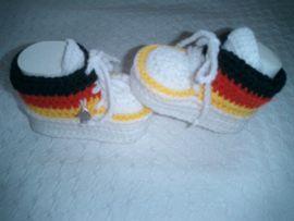 Babykleidung/ -schuhe - Babyschuhe Deutschland 9 0 cm