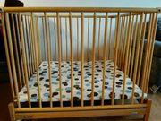 Geuther Holzlaufstall zu verkaufen