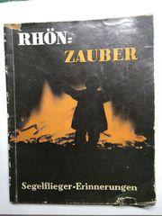 Rhön-Zauber Segelflieger-Erinnerungen