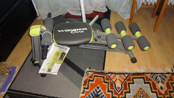 2 X Fitnessgeräte Wonder - Core + Body - Shaper